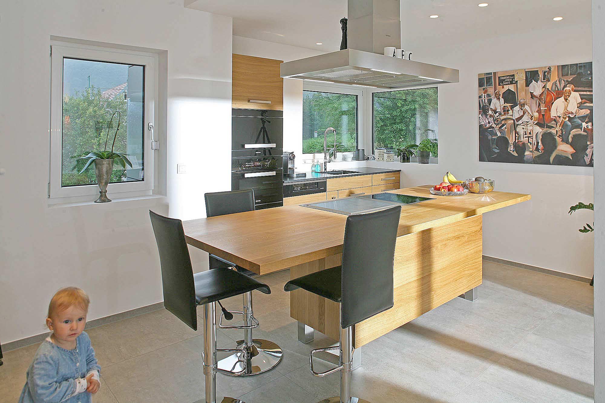 Eichenküche in Ellenbach